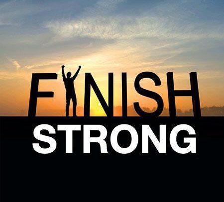 Finish Strong Image